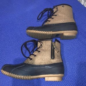 Tommy Hilfiger snow booties